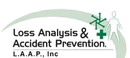 Loss Analysis & Accident Prevention L.A.A.P., Inc., Logo